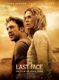 large Last Face poster