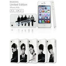 BIGBANG ficial Goods Collaboration iPhone 4 4S Galaxy S2