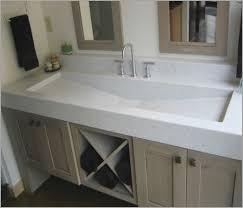 bathroom corian sandalwood double sink vanity top