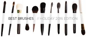 best brushes holiday 2016 gift guide
