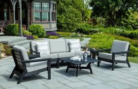 plastic patio furniture. DEX Deep Seating Plastic Patio Furniture