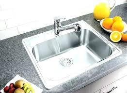 Single Bowl Sink Kitchen Truffle Cinder Blanco Diamond Cleaner Composite D61