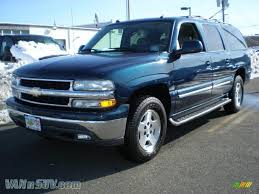 2005 Chevrolet Suburban 1500 LT 4x4 in Dark Blue Metallic - 120472 ...
