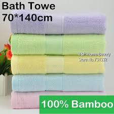 Bath Towels In Bulk Adorable 3232cm 32% Bamboo Fiber Bath Towel Bulk Beach Towel Spa Salon