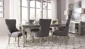 7 piece black dining room set. 1669327 7 Piece Black Dining Room Set