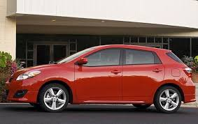 2010 Toyota Matrix - Information and photos - ZombieDrive