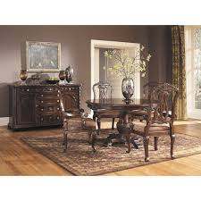 North Shore Living Room Set North Shore 5 Piece Round Table Set D553 5pc Ashley D553 50tb Afw