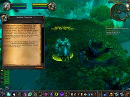or having to switch to horde to play a shaman visiting class trainers class s locked to race decisions with meaning and long term effects
