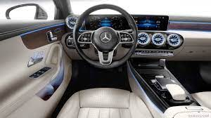 That all changes today as we were able to find fully revealing images of. 2019 Mercedes Benz A Class Sedan Interior Hd Wallpaper 54