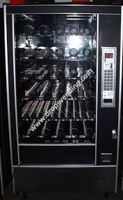 Second Hand Vending Machine Impressive Refurbished Snack MachinesAutomated Products 4848 Vending