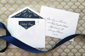 Envelope Wedding Addressing Inner Envelopes Todays Weddings