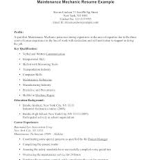 Resume Example No Experience Resume Web