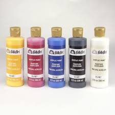 FolkArt Acrylic Paint Bottle