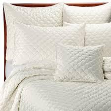 Barbara Barry Crescent Moon Ivory Quilt - Bed Bath & Beyond & Barbara Barry Crescent Moon Ivory Quilt Adamdwight.com