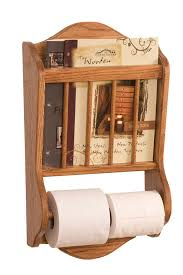 Toilet Paper Holder With Magazine Rack Wall Mount Magazine Rack Wood Cardboard Acrylic And Wood Magazine 91