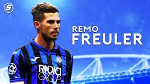 Remo Freuler - Amazing Skills, Goals & Assists - 2021 - YouTube