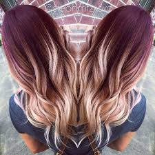 Hairstyle Color Gallery best 25 hair colors ideas rose gold highlights 4131 by stevesalt.us