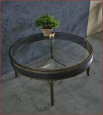 vintage metal end tables gorgeous round glass coffee table metal base with tables design top