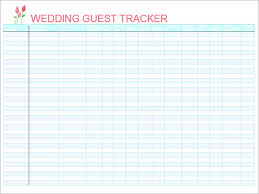 sample wedding guest list template 15 free documents in word Wedding Invitations Guest List Templates wedding guest list organizer template excel wedding invitation list templates