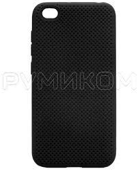 <b>Пластиковый бампер New Color</b> для Xiaomi Redmi Go (черный ...