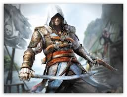 ins creed black flag ultra hd