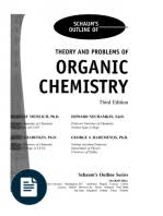 organic chemistry problem solver schaumorganic chemistry