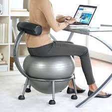 exercise ball seat image via re flat isokinetics exercise ball chair reviews exercise ball flexible seating