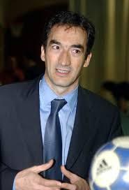 Javier Lozano ya ejerce en un despacho de la Ciudad Deportiva del Real Madrid en Valdebebas. - Javier_Lozano_Caserta