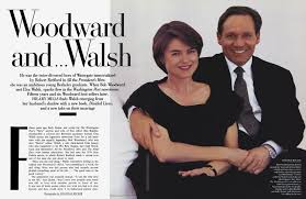 Woodward and . . . Walsh | Vanity Fair | August 1995