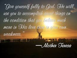 Serenity Quotes From Mother Teresa Quotesgram Quotes Mother