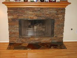 custom fireplace tile installation in murrieta california temecula brick veneer fireplace