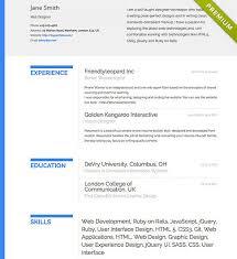 ... Interesting Idea Beautiful Resume Templates 11 Beautiful Resume  Templates For Word ...