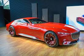 2018 maybach vision. modren 2018 mercedes maybach 6 vision for 2018 news for s