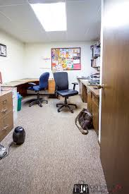 Basement Office Design Simple Basement Office Makeover One Room Challenge Fall 48 48