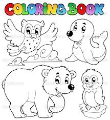 Coloring Books Animals At Best All Coloring Pages Tips
