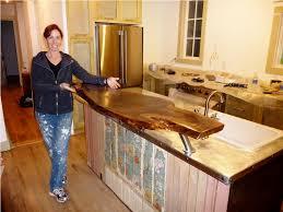 diy wood countertop ideas
