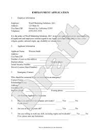 job application questions employment application form job application form