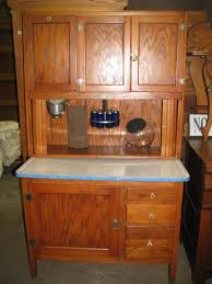 Antique Kitchen Furniture Antique Bakers Cabinet Oak Hoosier Kitchen Cabinet 149500