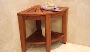 kits elderly corner shower stool tub small comb stalls shaving contemporary bathrooms amazing combo stall teak corner shower stool