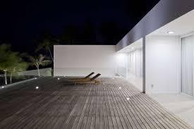 simple wooden deck Interior Design Ideas