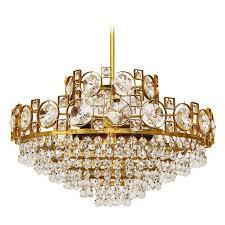 flush mount crystal chandelier. Flush Mount Crystal Chandelier
