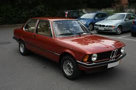 BMW 5 Series 1983 bmw 5 series : Legendary cars: BMW 3 E21 (1975-1983)