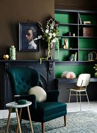 Teal Color Schemes For Living Rooms Color Clash Emerald And Teal Emily Henderson