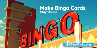 Make Your Own Bingo Cards Print Or Play Digitally