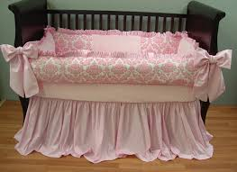bows any fabric or color attaches to any crib