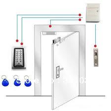 magnetic door lock wiring diagram awesome door lock controller frameless glass doors lock magnetic