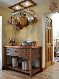 how to choose the perfect rack for hanging pots and pans for your kitchen