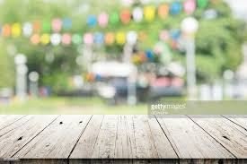 outdoor woods backgrounds. Outdoor Woods Backgrounds. Empty Wooden Table With Blurred Party On Background  Backgrounds U