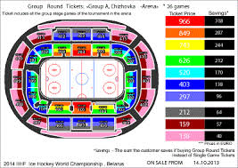 Olympic Arena Lake Placid Seating Chart Information 2014 Wm International Ice Hockey Federation Iihf