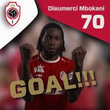 Royal Antwerp F.C. - 1-0 Mbokani!